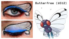 Pokemon Inspired - Butterfree