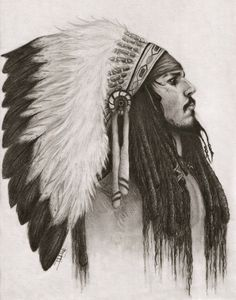 Cool headdress for captain Jack