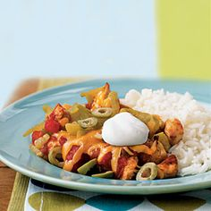 Trying to eat lighter this summer? This dish may do the trick. 250-Calorie Main Dishes | Salsa Chicken | CookingLight.com