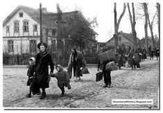 East Prussia in 1945 was hell Earth as the vengeful Red Army raped German women and destroyed the German army. The Battle of east Prussia was brutal. Women In History, World History, World War Ii, History Images, Ancient History, Native American History, American Civil War, British History, Berlin