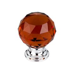 Top Knobs | Wine Crystal Knob 1 3/8 Inch - All Knobs - Knobs - Products