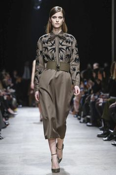 Rochas Ready To Wear Fall Winter 2015 Paris - NOWFASHION