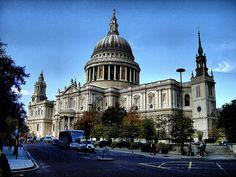 St Paul's Cathedral (London) - Descubre Londres: www.blogdelondres.es