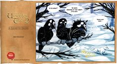 """""""A GAME OF TROPES"""" - episode 2 NEVERMORE #BOUT2 #gameofthrones #funny #comic Keep Dreaming, The Book, Creepy, Game, Comics, Funny, Gaming, Funny Parenting, Cartoons"""