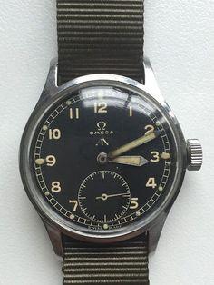 Vintage watch market