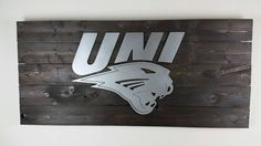 35 University Of Northern Iowa Panthers Sign by TheMidtownPatio
