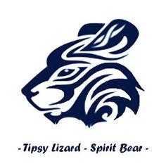Spirit Bear by Tipsy Lizard