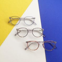 5b9698e4ea These frames are clear winners! Warby Parker Glasses