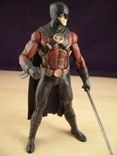 Red Robin Custom Action Figure
