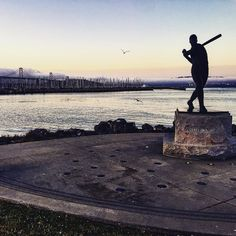 #mccovey #mccoveycove #baybridge #sf #sanfrancisco #sunset #beauty #beautiful #nbcbayarea #thebay #sfbay #sfbayarea #bayarea