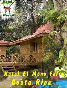 Hotel El Mono Feliz in Ojochal, Costa Ballena, Southern Pacific, Costa Rica