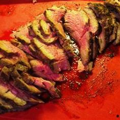 Grilled Tri-Tip Recipe