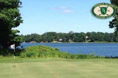$24 for 18 Holes with Cart and Range Balls on the Old Course at Thousand Islands…