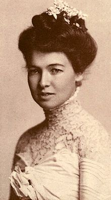 Marion Jones Farquhar (born November 2, 1879 – March 14, 1965) was an American tennis player. She won the women's singles titles at the 1899 and 1902 U.S. Championships. She was inducted into the International Tennis Hall of Fame in 2006.