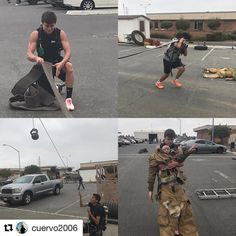 FUTURE FIREFIGHTER FITNESS Repost ( Want to be featured? Show us how you train hard and do work Use in your post. You can learn more about us and our charity by visiting Firefighter Cross, Firefighter Workout, Firefighter Training, Fire Training, Firefighting, Train Hard, Fire Trucks, Real People, Crossfit