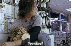 friday night lights Tim Riggins Forever: 10 Times We Fell in Love with the Friday Night Lights Star tim riggins gif Friday Night Lights Show, Friday Night Lights Characters, Tim Riggins, Friday Night Quotes, Funny Friday Memes, Light Quotes, Taylor Kitsch, Star Wars, Tv Show Quotes