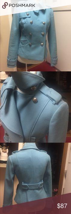 Millard Fillmore jacket, size S Millard Fillmore jacket,80% wool, size S Millard Fillmore Jackets & Coats