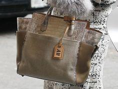 Anna Wintour Custom Reed Krakoff Bag