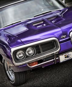 1970 Dodge Coronet Super Bee - by Gordon Dean II