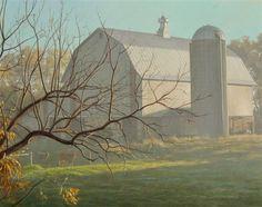Morning Sun- George Lockwood (Acrylic)