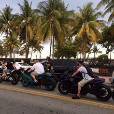 Miami riders