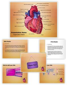 Cardiac case study powerpoint presentation
