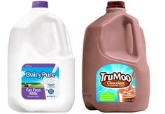 DairyPure and TruMoo milk, Dean Foods Junk Food Snacks, Keto Snacks, Cereal Recipes, Snack Recipes, Trumoo Milk, Love Food, A Food, Dean Foods, Vegetable Pictures