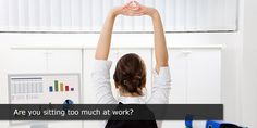 A great blog post on ways to be more active at work. If you are sitting all day at a desk, this is a must read. Get Moving, Healthy Lifestyle, Desk, Blog, Desktop, Table Desk, Blogging, Healthy Living, Office Desk