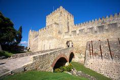 Castelo de São Jorge in #Lissabon #Lisbon #Portugal