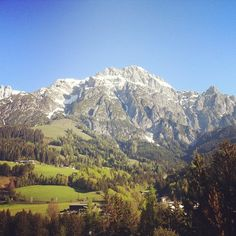To attend a Java-Experts conference is not only just informative... This year the Confess took place in Leogang, Austira.