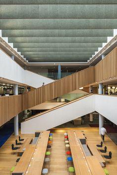 BBH's offices by Urban Salon, London » Retail Design Blog