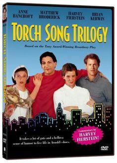 Amazon.com: Torch Song Trilogy (1988): Brian Kerwin, Matthew Broderick, Karen Young, Ken Page, Harvey Fierstein, Anne Bancroft, Paul Bogart, Ronald Fierstein, Howard Gottfried: Movies & TV