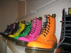 martens shoes / martensy