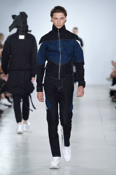 Christopher Shannon Spring-Summer 2017 - London Collections: MEN #LCM