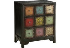 Shop for a Abilene Accent Cabinet at Rooms To Go. Find Accent Cabinets that will look great in your home and complement the rest of your furniture.
