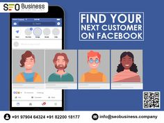 Get your Business more viral with Facebook Marketing and find your next customer on Facebook, Wanna know, call us today! Facebook Marketing, Social Media Marketing, Business Company, Finding Yourself, Family Guy, Griffins