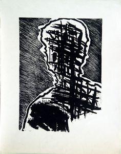 Linocut, 1994
