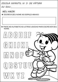 Atividades para trabalhar o nome Professor, Worksheets, Teaching, Activities, Comics, Fictional Characters, Google Images, Image Search, Victor Hugo