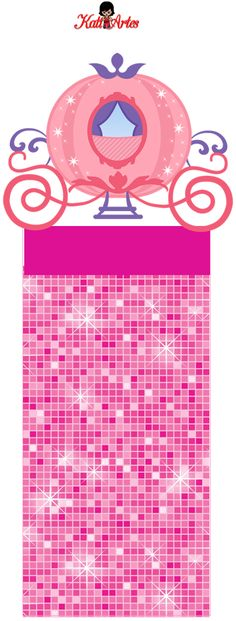 Princesas: Envoltorios Especiales para Golosinas, para Imprimir Gratis.