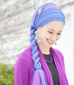 Découvrez quel foulard acheter pour la chimio, bien acheter un foulard ou bien offrir un foulard pour une chimiothérapie, d'un cancer.