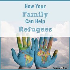How Your Kids Can Help Refugees . . . How to start talking with your kids about refugees, books lists, video suggestions, and then practical tips on how to start helping refugees in your community. #iwasastranger