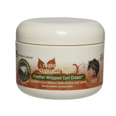 One N Only Argan Oil Curl Cream On Natural Hair