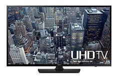 cool Samsung UN48JU640 48-Inch 4K Ultra HD Smart LED TV (Certified Refurbished)