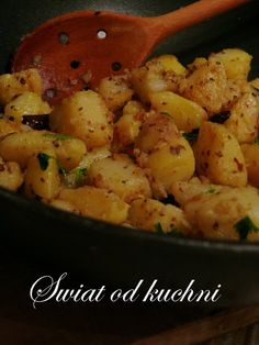 ziemniaki z adżwanem