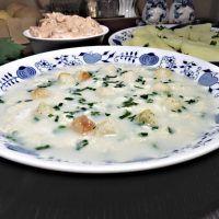polévky   ReceptyOnLine.cz - kuchařka, recepty a inspirace Cheeseburger Chowder, Soup, Fine Dining, Soups