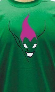 Camiseta Duende Verde Face