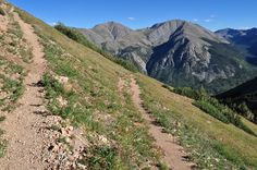Day 14 - Twin Lakes and Hope Pass - Segment 11 and CDT - Hiking The Colorado Trail