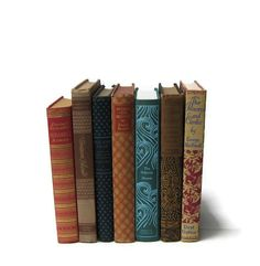 Vintage Books Decorative Spines Wedding Decor