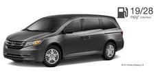 2015 Odyssey MPG | Blue Ridge Honda Dealers | 2015 Honda Odyssey