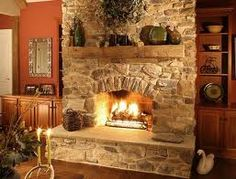 french country stone homes - Google Search